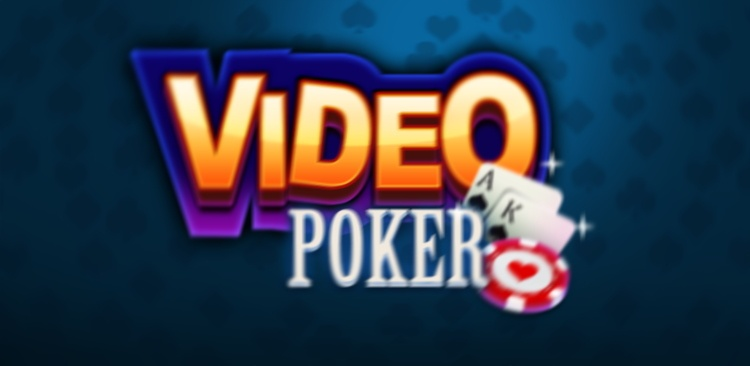 Video Poker A Slot Machine And A Poker Game 2 In 1 Texas Holdem