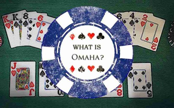 How to play Omaha Poker online