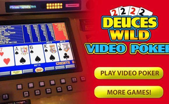 Deuces Wild slot machine